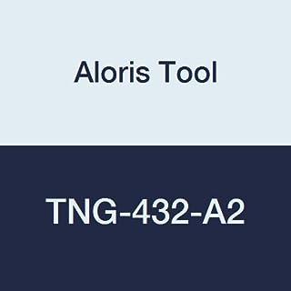 Aloris Tool TNG-432-A2 Carbide Triangular Insert