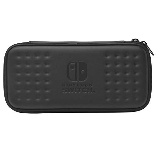 Hori Custodia Rigida Nera - Nintendo Switch