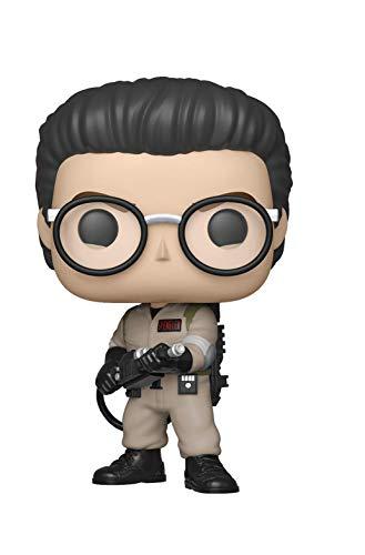 Funko- Pop Vinilo: Ghostbusters: Dr. Egon Spengler Figura Coleccionable, (39338)