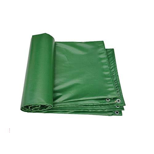 Zeltplane Grün Hochleistungs-Polyester-Sonnenschutzdepots Planenabdeckungen Für Autos Boote Pool Garten UV-Schutz Reißfest Kleine Größen (Size : 2mx5m) ()