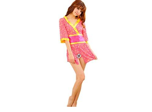 DCDFYF Spice-BH sexy und Bettwäsche Schlafanzug Japanische einheitliche Ventilator Stempel Kurze Röcke und Kleider Anzüge sind Code - Spice Bettwäsche