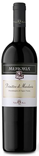 Primitivo di Manduria DOP - 2017 - Memoria