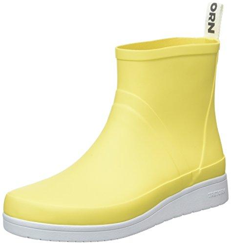 Tretorn - Viken Ii Low, Stivali di gomma Donna Gelb (Soft Yellow)