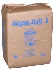 Happy Pet Products Limited Komodo Aspen Bedding Bulk Sack 14kg 1