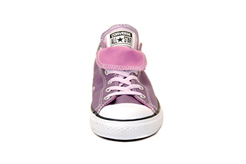 Converse All Star Double Tongue Mädchen Sneaker Lila Purple