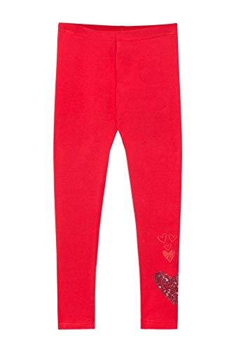 Desigual LEGGING FRUTIPAN rojo Mädchenleggins (XL)