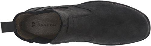 El Naturalista Ng22 Pleasant Black/Yugen, Bottes Chelsea Homme Noir (Black N01)