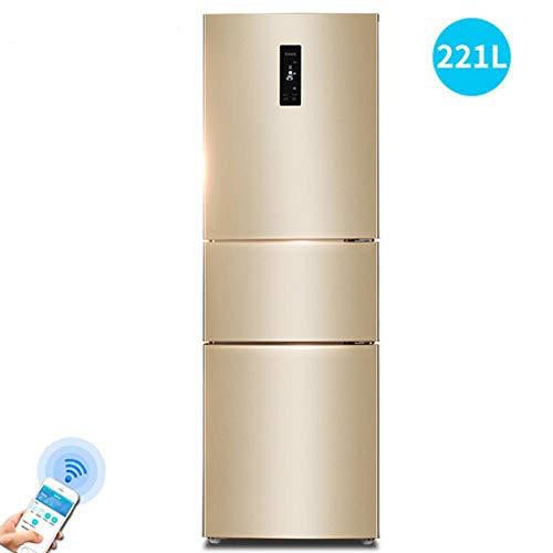 MYYQ Dreitürige intelligente Heimtemperaturregelung Energiespar-Kühlschrank Größe 1780 * 570mm * 590mm