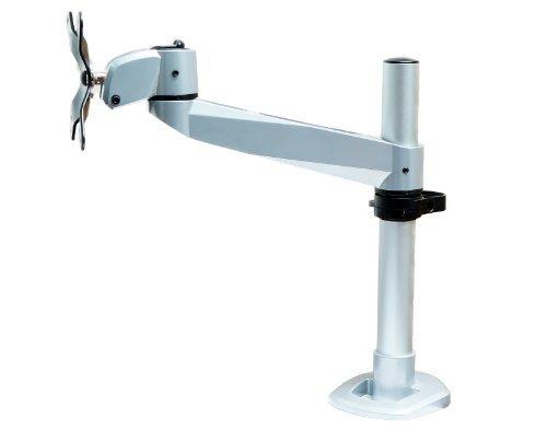 mount-it. Singolo monitor braccio snodato LCD con base morsetto
