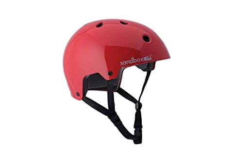 Sandbox Helme Sandbox/Legend Street Helm mit EPS Liner, Medium, Rot