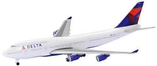 Schuco 403551671 - Delta Airlines, B747-400 1:600, Flugzeug