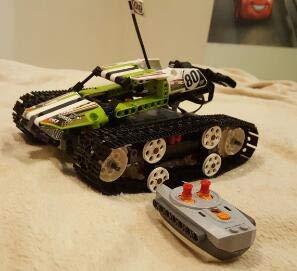 Technic Series The Rc Track Remote-Control Race Car Set Baublöcke Bricks Education Toys Kompatibel Mit Legoings 42065 Keine Box mit Handbuch