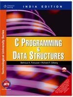 C Programming & Data Structures (for JNTU) with CD
