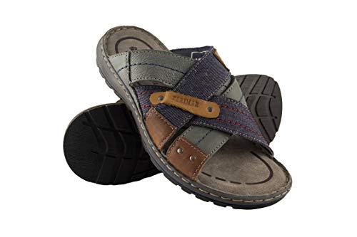 Zerimar sandali uomo   infradito uomo   sandali uomo in pelle   sandali uomo cuoio   sandali uomo estate