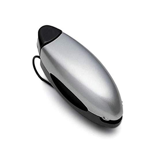 KANKOO Auto-Sonnenbrillen-Clip Auto Brillenetui Sonnenbrillen Autozubehör Auto Car Vehicle Sonnenblende Clip Halter Haltbarer Kunststoff Universalauto