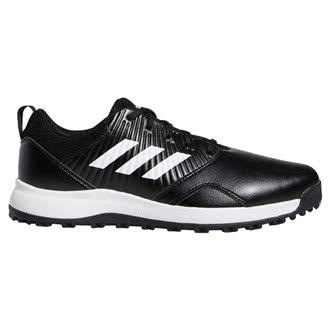 adidas Golf 2019 Hommes CP Traxion SL sans Cuir et Imperméable Chaussures de Golf Black/White 12UK