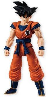 Bandai Dragon Ball Z Shodo Son Goku Figurine articulée