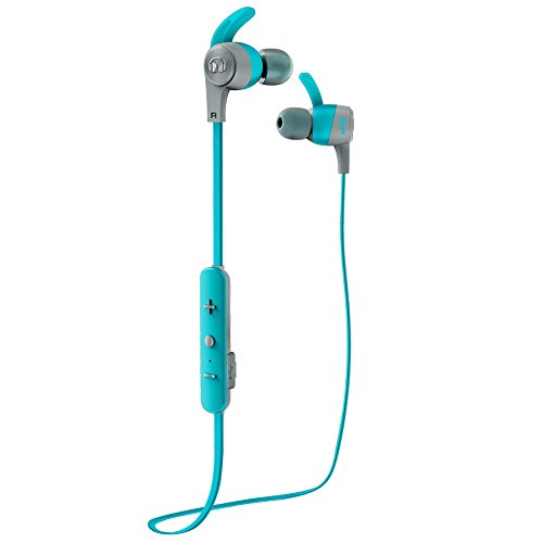 Monster Kopfhörer Wireless (Monster iSport Achieve Bluetooth Wireless In-Ear Kopfhörer blau)