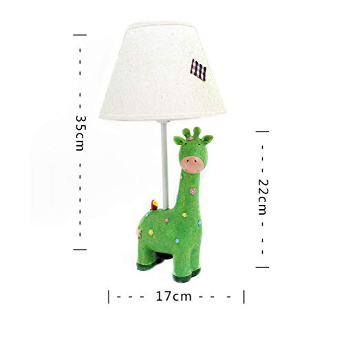 Lamp Home Table Resin Crafts Pony Sk Lighting Doll Children Creative Card Personality Ventilation b shrtQd