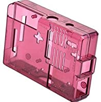 Red Model B (open) SB Components Raspberry Pi Case