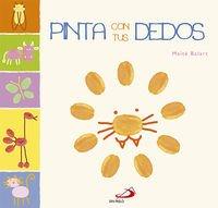 Pinta Con Tus Dedos (Otros libros infantiles) - 9788428545808