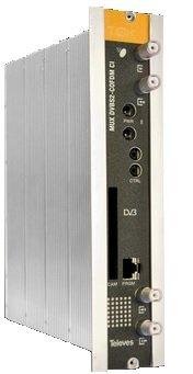 TELEVES 564201 - TRANSMODULADOR DVBS-S2/COFDM CIRCUITO IMPRESO MULTIPLEXOR