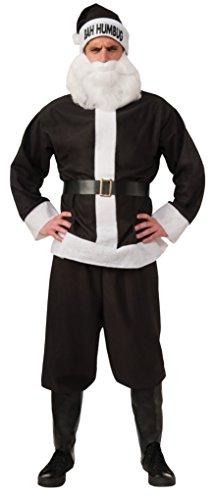 Rubies Bah Humbug Santa Suit - Humbug Kostüm