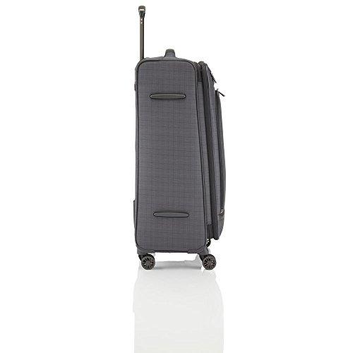 TITAN CEO 4w Trolley exp. 380404-04 Koffer, 78 cm, 105 L, Glencheck -