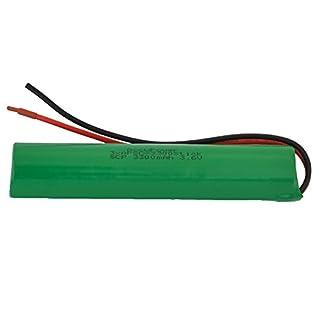 AccuPower Akku für Notleuchten Sub-C 3,6V NiMH, 3300mAh