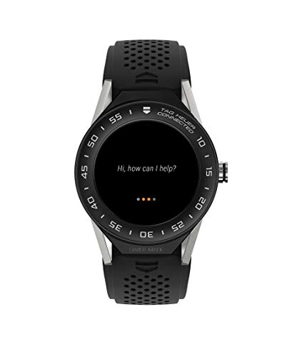 TAG HEUER - Smartwatch CONNECTED MODULAR- SBF818000.11FT8031