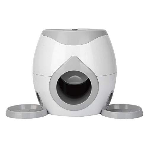WXMJ Automatische Hundefutter IQ Training Baseball Belohnung Maschine Smart Ball Dog Interactive Toy Heimtierbedarf (Kugeln Baseball-gewicht)