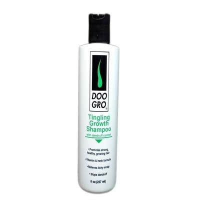 DOO GRO Picotements Croissance Shampoing avec Pellicule Contrôle
