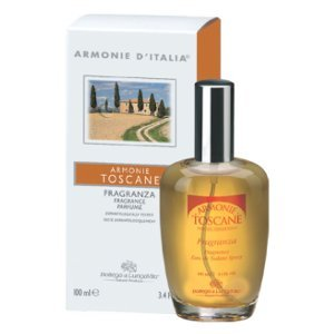 ARMONIE TOSCANE FRAGRANZA Unisex/Uomo/Donna 100 ml SPRAY Bottega di Lungavita