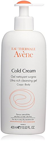 Avene Cold Cream Gel Detergente Surgras 400ml