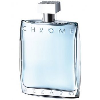 Azzaro Chrome Men EDT Spray 100.0 ml, 1er Pack (1 x 100 ml)