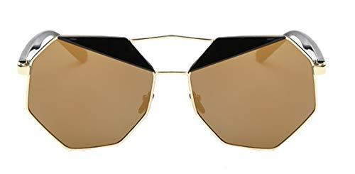 Saino Mädchen Ultra Light Blendschutz Komfortabel Aviator Style Oversized Freizeit Brille Hd Objektiv Metalllegierung Outdoor-Brille