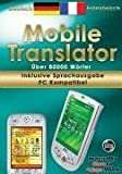 POCKET PC Mobile Translator Deutsch-Französisch