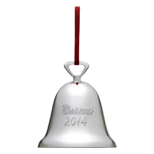 Reed & Barton 329/314 Engravable Christmas 2014 Bell, 3-Inch by Reed & Barton Reed - & Barton Bell