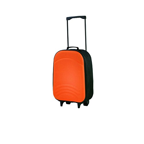 Trolley Plegable Modelo Travel - Naranja