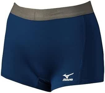 Mizuno Womens Flat Front G2 Shorts