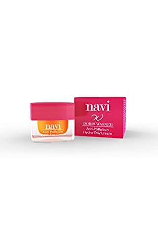 Navi Anti-Pollution Hydro-Day Cream, Reisegröße 1 x 4 ml, mit Aloe Vera
