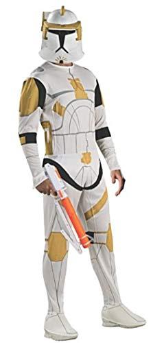 Rubies Deutschland 3 888806 STD - Clonetrooper Commander Cody Größe - Commander Cody Kostüm