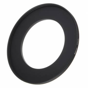 52mm-77mm Step Up Filter Ring 52-77 mm Stepping Adapter -