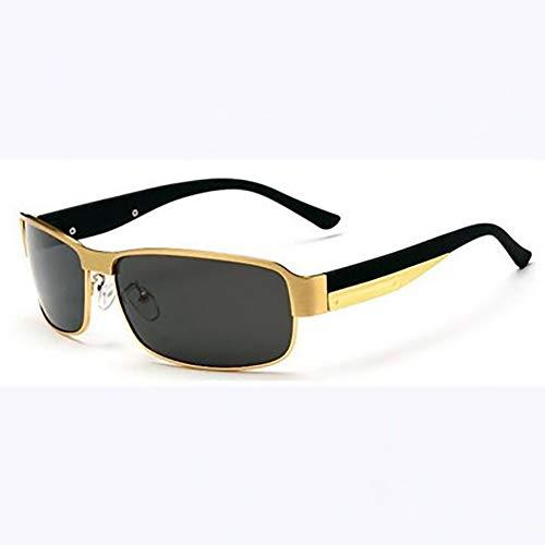 Das Fahren von Sonnenbrillen, die polarisierte Sonnenbrille Tag und Nacht ist am besten für das Angeln Golf Golf Outdoor-Shopping AC-Objektive UV400,F