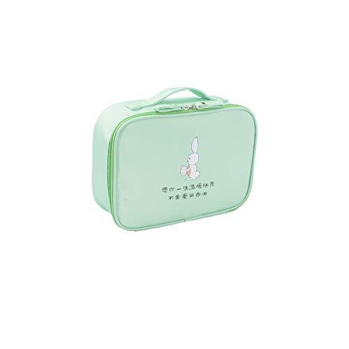 Sac à cosmétiques de voyage polyvalent de haute qualité - Organiseur de toilette de voyage parfait à suspendre, Haute qualité, Portable, Nouveautés (Color : Rose)