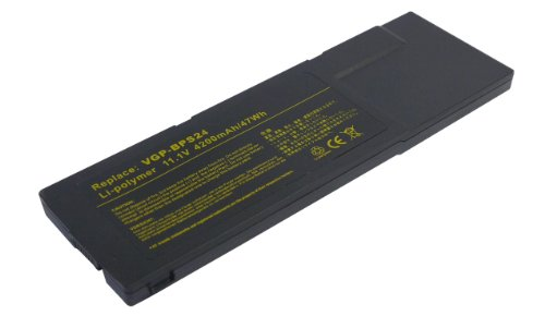 11,10 V 4200mAh batterie de type vGP-bPS24 pour ordinateur portable sony vAIO vAIO sVS13115 sVS13112, vAIO vAIO sVS13116, sVS13118 sVS13117 vAIO vAIO sVS13119, vAIO vAIO sVS13126 sVS13123, vAIO vAIO sVS13127, sVS1511 sVS13 vAIO vAIO vAIO sVS15116 série sVS15115