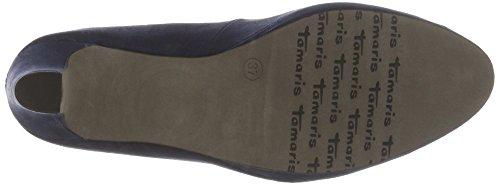 Tamaris 22420, Scarpe con Tacco Donna Blu (NAVY 805)