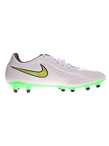 Nike Magista Onda FG Jr Unisex-Kinder Fußballschuhe white-poison green