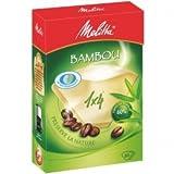 Filter Papier Melitta–Serie Express–B 80Filter 100% pflanzliches Schurwolle 1x 4–Verkauft von 80
