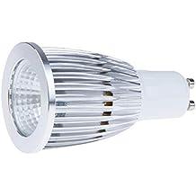 Konesky 12W GU10 LED Lámpara COB Proyector Lámpara no regulable Ahorro de energía CA 200-